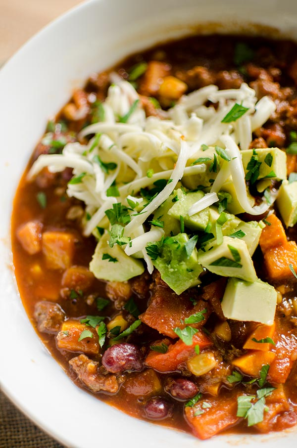 Beef And Beer Chili Living Lou